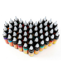 50 لونا حبر الوشم مجموعة ماكياج فن الطلاء الصباغ 30ML وشم دائم للالحاجب كحل الجسم الشفة