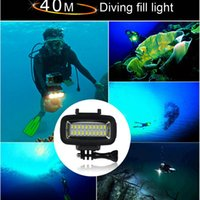 Wholesale- Underwater 40m Waterproof High Power Dimmable LED...
