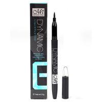 M.n Menow Marca de alta qualidade matte perfeito dinâmico à prova d 'água delineador líquido lápis Eye Liner Maquiagem Cosméticos E13007 DHL