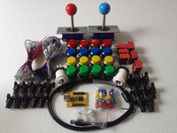 Arcade parts Bundles With Illuminated button LED bulbs holde...