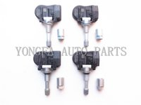Набор из 4 для Hyundai Kia датчик давления в шинах TPMS завод OEM 52933-2M000 SET-TS03