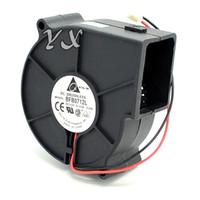 Nowy 7530 Turbo Dmuchawa 1U2U Server 12V 0.10A Cichy wentylator BFB0712L dla Delta 75 * 75 * 30mm