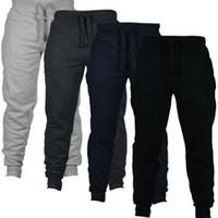 Nuevas Moda Harem Pantalones Sweat Pants Pantalones Pantalones Pantalones Jogger Pantalones Chinos Pegados Pegados