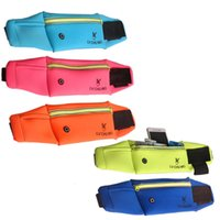 Outdoor sports pockets running mobile phone multi - function...