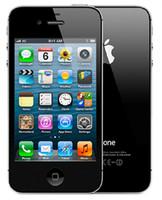 Оригинальный Apple iPhone 4S Dual Core 64 ГБ / 32 ГБ / 16 ГБ 3.5-дюймовый экран 5.0MP отремонтированный разблокированный мобильный телефон