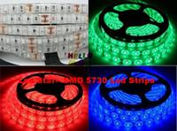 5M / Roll Super Bright 5730 LED-strips 5M 300leds Flexibele LED-lichtstrips voor Kerstverlichting / KTV / Woonkamerverlichting