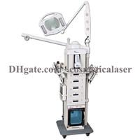 معدات سبا الوجه باخرة الوجه التنظيف العميق مع آلة المكبرة الأكسجين آلة الوجه