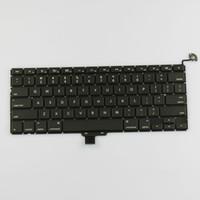 Novo Teclado dos EUA para Macbook Pro A1278 13 '' Teclado Unibody Layout dos EUA MB990 MB991 MC374 MC375 MC700 MC724 2009-2012