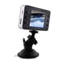 "K6000 2.4 ""Full HD 1080P PANTALLA TFT Cámara Coche DVR Cámara Grabadora Dash Cam Videocámara Vehículo Con registrador G-sensor con caja al por menor"