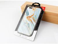 Plastik PVC Blister Paket 7plus iphone 7 için Kutu Ambalaj 300pcs toptan Cep Telefonu Kılıf Siyah karton
