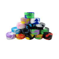 Hot Selling 5ML Non- Stick Silicone Container Jars Dab Box Re...