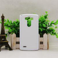 LG G2 G3에 대 한 도매 개인 DIY 휴대 전화 케이스 사용자 정의 2D 승화 알루미늄 삽입 및 접착제 인쇄