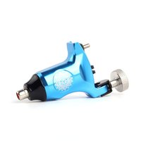 New Professional Blue Color Rotary Tattoo Machine RCA For Sh...