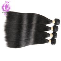 Brazilian 4 Bundles Straight Hair 100% Unprocessed Virgin Hu...