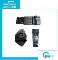 12 ay kalite garantisi oto motor ateşleme sistemi parçaları NISSAN OE için kütle hava akış sensörü No: 22680-6N21A