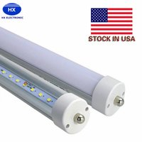 8 feet led tubes single pin t8 FA8 Single Pin LED Tube Light...
