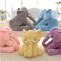 Christmas toys Elephant Pillow Plush Toy baby doll children ...
