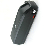 Ücretsiz Gümrük Vergi 36 V 17.4Ah Hailong ebike pil paketi ile USB fit 36 v bafang BBS01B Tongsheng TSDZ2 motor 250 w 350 w 500 W