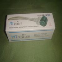 192 agujas Derma Roller Dermatology Therapy Microneedle Dermaroller MT-192 derma roller 0.2mm 0.5mm 1.0mm 1.5mm 2.0mm 2.5mm