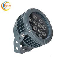 LED Fluter Hochleistungs LED Fluter Outdoor Strahler LED Fluter Gartenleuchten Fluter 6W 12W 18W Weiß / Warmweiß
