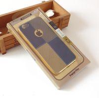iphone 7 artı Vaka Kapak iphone 7 için Mobil Telefon Kılıf Kapak Ambalaj toptan Evrensel İş Stil High Class PVC