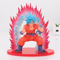20cm Dragon Ball Z Super Saiyan Cho Shingi Den Collection Fi...