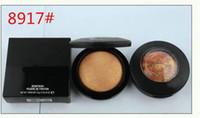 새로운 메이크업 페이스 미네랄 라이즈 스킨 피니쉬 poudre 10 색 페이스 파우더 10g 10pcs / lot