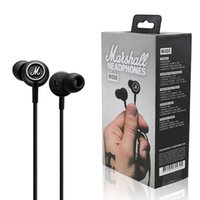 Marshall MODE Earphone Marshall MODE In Ear Earphones With M...