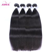Virgin Brazilian Hair Weave Bundles Peruvian Malaysian India...