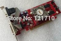 Industrial equipment graphic card 6200TC PCI-E 128MB TV-OUT DVI NE-6200T+TD16-PM8144