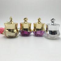 5G Crown Form Cremetopf Nachfüllbar 5ML Kosmetische Reise Größe Gesichtscreme Flasche Lotion Leeren Topf Container