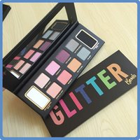 New Hot Brand Makeup Eyes Glitter Bomb 10 color Eye shadow P...