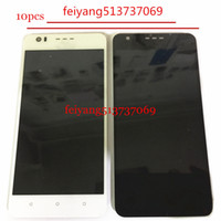 10pcs bianco nero originale per HTC Desire 825 Display LCD 10 stile di vita con Touch Screen Assembly Digitizer Parti di ricambio