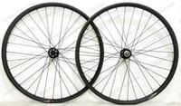 Бесплатная доставка 29er крюк горный велосипед углерода колеса 29 дюймов велосипед MTB XC углерода колесная пара с novatec 771/772 концентратор
