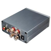 Freeshipping HIFI Sınıf 2.0 Stereo Dijital Amplifikatör TPA3116 Gelişmiş 50 W + 50 W