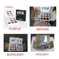 In stock! 2017 Kylie Jenner eyeshadow eye shadow kit the Pur...