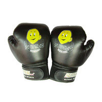 High Quality Child 1 Pair Durable Boxing Gloves Cartoon Spar...