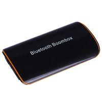 Freeshipping voor draadloze Bluetooth4.1 EDR-hoofdtelefoonversterker 5V draagbare USB DAC ingebouwde batterij 300mA zwart
