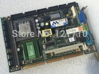 Плата промышленного оборудования PCA-6154 586 CPU CARD REV A4 01-1 PCA-6154L