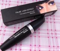 12 PCS frete grátis novos Produtos Best-Seller mais baixo primeiro Maquiagem Preto LASH EFEITO Cílios Completos, Natural Look MASCARA 13.1 ml
