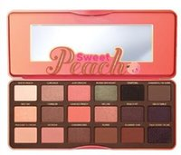 top quality brand Makeup sweet peach Eyeshadow Palette 16 Co...