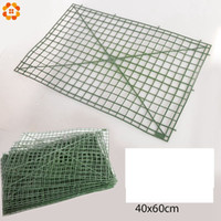 large size 60x40cm plastic flower row flowers bent sub- rack ...