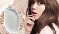 실리콘 메이크업 스폰지 Silisponge 블렌더 세트 블렌딩 파우더 Smooth Puff Beauty Foundation 라텍스 프리 스펀지 투명