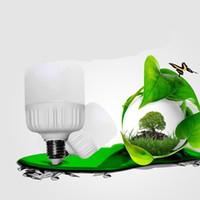 Lâmpadas brancas LED E27 26W AC85-265V 80-90LM Plástico E14 B22 E26 Globe Lâmpadas Cool Iluminação branca direta de Shenzhen China atacado