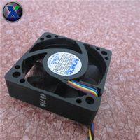 Оригинальный NONOISE G5015M12D1 + 6 12V 0.200A 5015 автоаудио охлаждающий вентилятор
