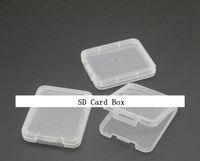 CF TF XD Carte SD Boîtier en plastique boîte emballage de détail emballage nouvelle arrivée avec une bonne qualité
