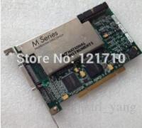 Endüstriyel ekipman panosu NI M Serisi Çok Fonksiyonlu DAQ Cihazı PCI-6251 190996B-03