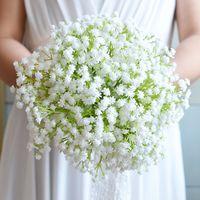 Sky Stars Artificial Wedding Flowers Fiori romantici Bouquet da sposa Bouquet da sposa Decorazioni per feste Accessori da sposa RAMO DE LA BODA