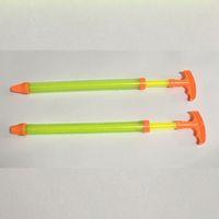 여름 고압 풀 타입의 장난감 물총 바늘 배럴 타입 밝은 물총, 표류 물 총, 어린이 해변 장난감