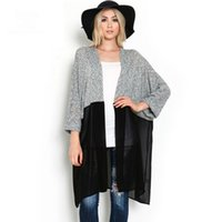 Female Long Casual Chiffon Cardigans Kimonos Fashion S- 3XL S...